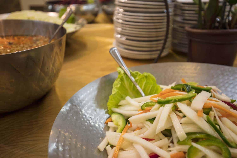 מסעדה כפר הנופש 'נקרות' בראש הנקרה